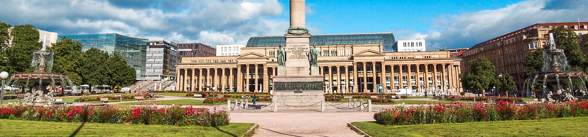 Stuttgart - IBE Industrieservice