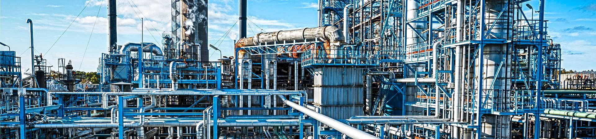 Wartung von Industrieanlagen IBE Industrieservice