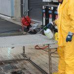 Reinigung Gitterroste IBE Industrieservice